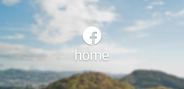 Facebook Home Banner