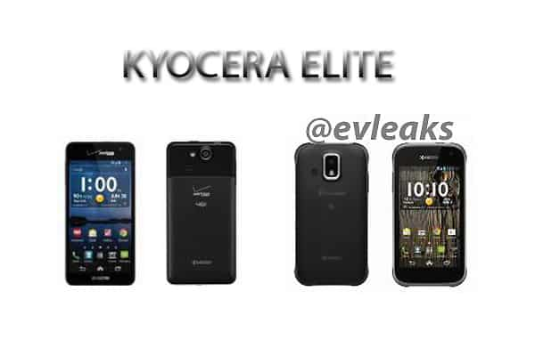 Kyocera Elite from EVLeaks