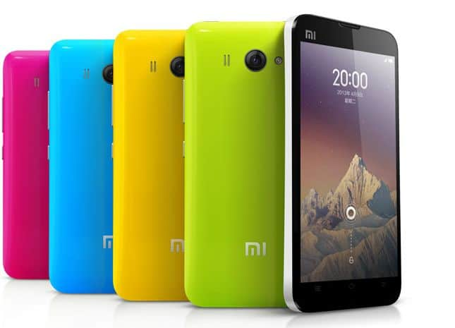 Xiaomi M2S Smartphone
