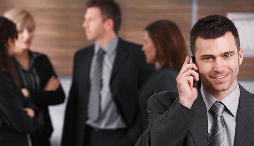 business-man-on-phone