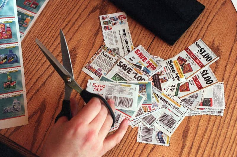 coupon-clipping