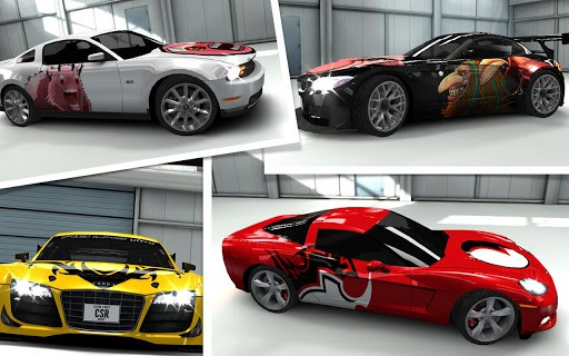 csr racing android game 1