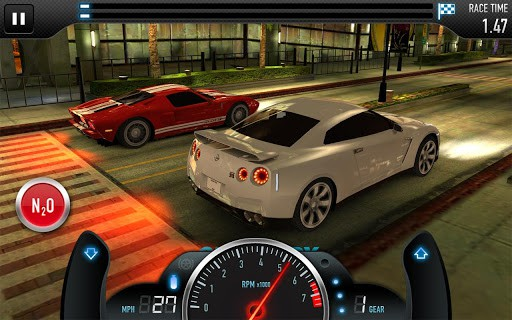 csr racing android game 2