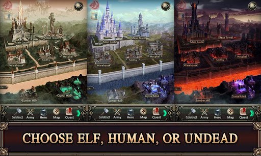 eternal kingdom android game 1