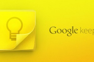 Google Updates Google Keep Web App: Cleaner Design, Navigation Drawer, Better Search and More!