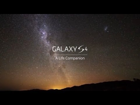 Video thumbnail for youtube video Samsung Reveals the Galaxy S4 Conceptual Design Process in New Video Ad | Androidheadlines.com