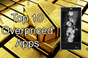 AH Primetime: Top 10 Applications If You Have Too Much Money
