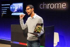 Pichai Gets Interviewed and Remains Coy about the X Phone; Galaxy S4 with Stock Android Is Not the Nexus 5