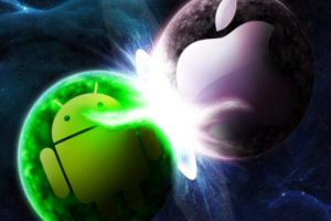 AH Prime Time: Will History Dictate The Future of iOS Vs. Android?