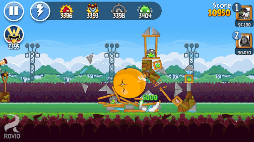 Angry-birds-friends-android-game live 2