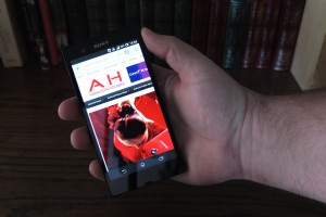 Featured: Sony Xperia Z Review