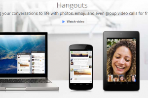 Google Hangouts Explored Further, Now Available