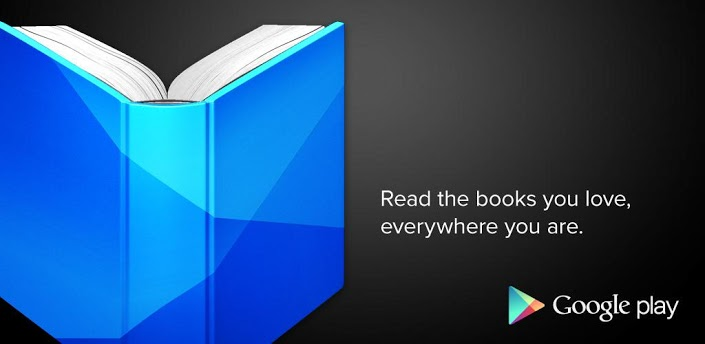 Google Play Books Banner