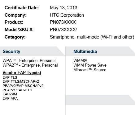 HTC-One-Verizon-possible