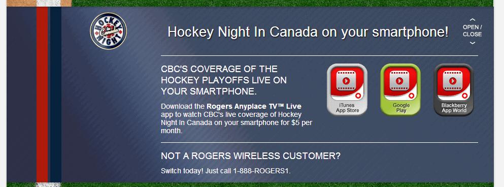 Hockey Night Canada
