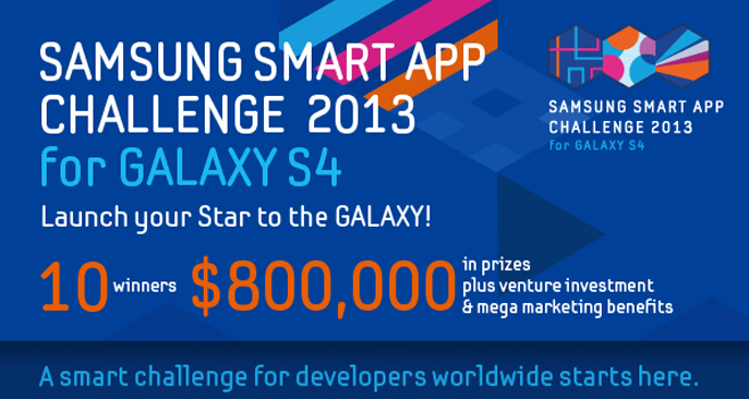 Samsung Smart Apps Challenge