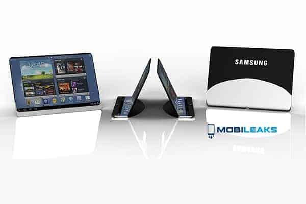 Samsung tablet renders from MobiLeaks