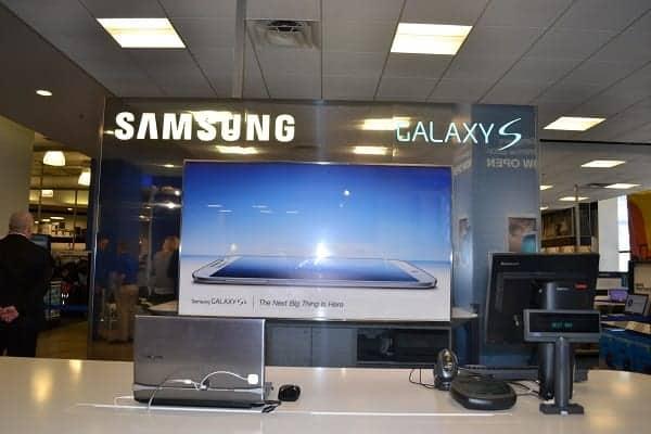 SamsungExperiencKiosk