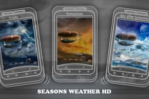 Featured App Review: Beautiful Seasons Weather