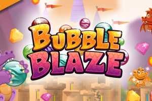 Featured Game Review: Bubble Blaze