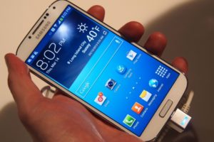 "Samsung's Water and Dust Proof Galaxy S IV ""Active"" Gets Bluetooth Certification"