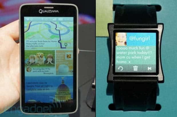 SID 2013: Qualcomm Demo's 2560x1440 Mirasol Display