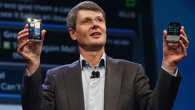 AH PrimeTime: Tablets Will Be Obsolete In 5 Years, According to Blackberry CEO