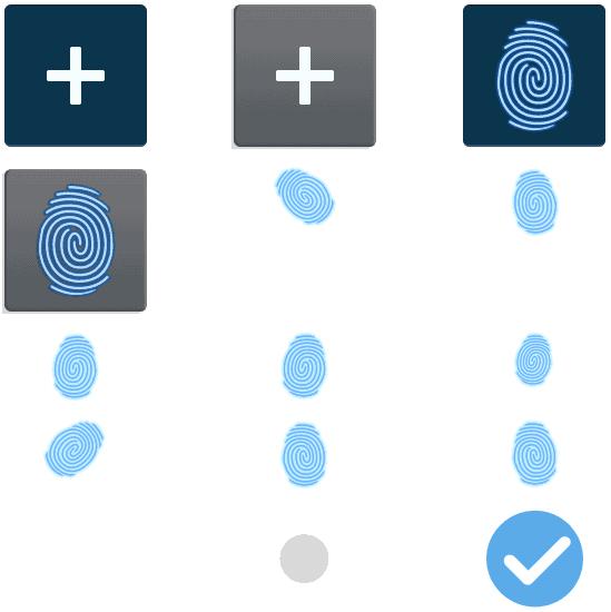 samsung fingerprint scanner leak