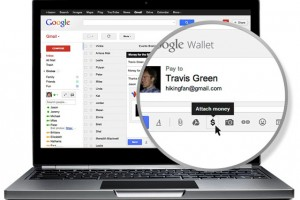 Google I/O 2013: Send Money via Gmail to Friends with Google Wallet