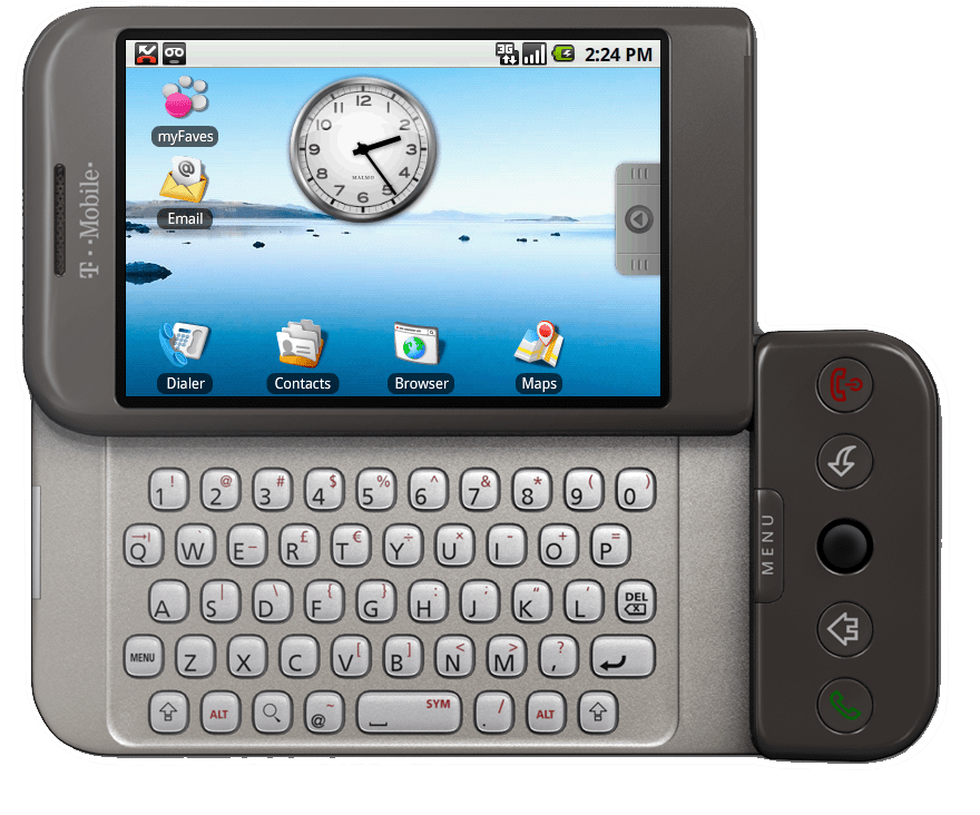 The Android Revolution How A Htc Dream Became 1 Billion