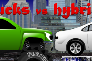 Featured Game Review: Trucks Vs Hybrids