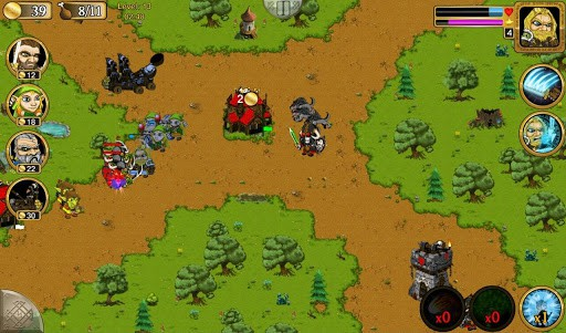 warlords rts clash of thrones beta android 4