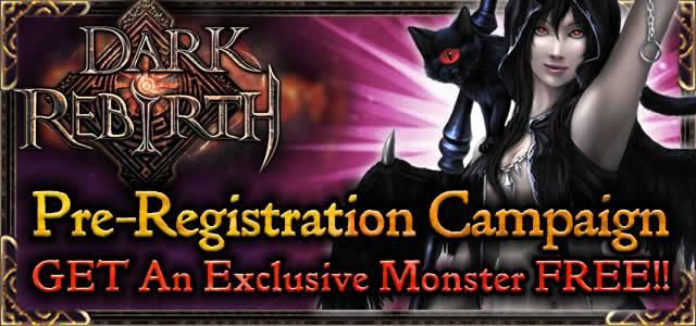 1 - Dark Rebirth Campaign Banner