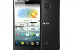 Acer Announces Liquid S1: 5.7″, 1.5 GHz Quad-Core Phablet Near-Stock Android Experience