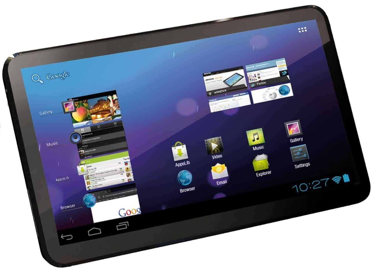 EntryLevel 7Inch Tablets Expected To Hit Just $40 | Androidheadlines