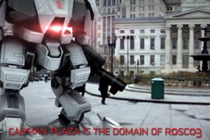 Verizon Set to Launch Augmented Reality Contest Featuring 'D:COM' Robots and DROID Brand