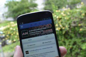 Droid Daily 8/29/13: Facebook, Foursquare, Vodafone, and More