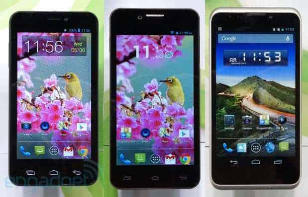 Gigabyte Phones
