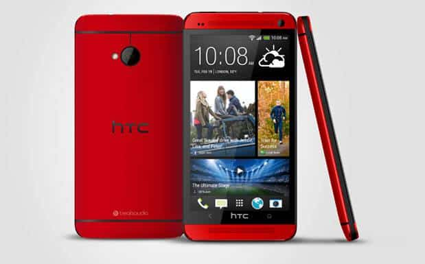 HTC-One-in-Glamour-Red-announced