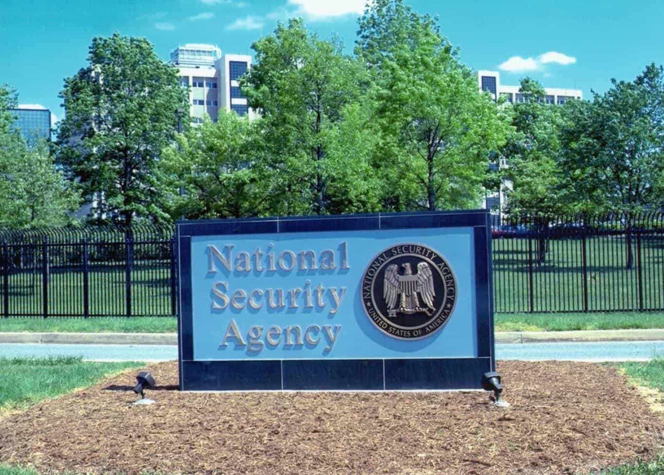 National-Security-Agency-sign