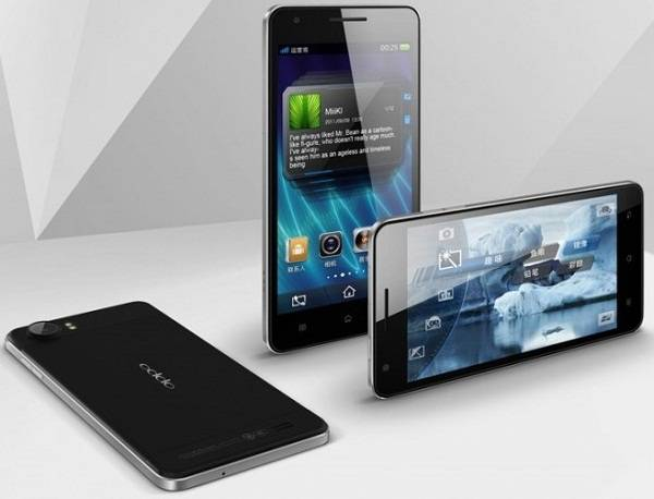 Oppo Find 7 Rumored to Sport a 4000mAh Battery, Snapdragon 800 Processor, 2GB of RAM and More