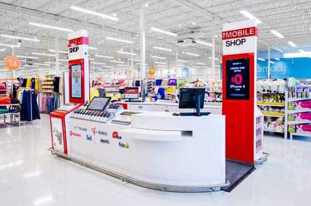 The Mobile Shop Kiosk