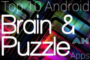 Featured: Top 10 Best Android Brain and Puzzle Games