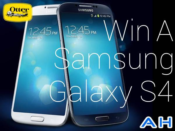 Win a Samsung Galaxy S4 from Otterbox and Android Headlines | Android News