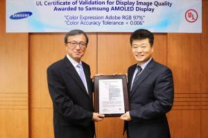 Samsung to Produce AMOLED Displays for New 8 and 10-inch Tablets