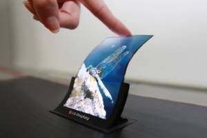 LG Predicts That By 2018 40% of Devices Will Feature Flexible Displays