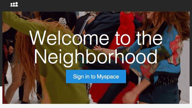 myspace-app