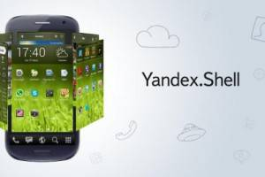 Yandex.Shell Launcher Receives Massive Update, Now Available Worldwide
