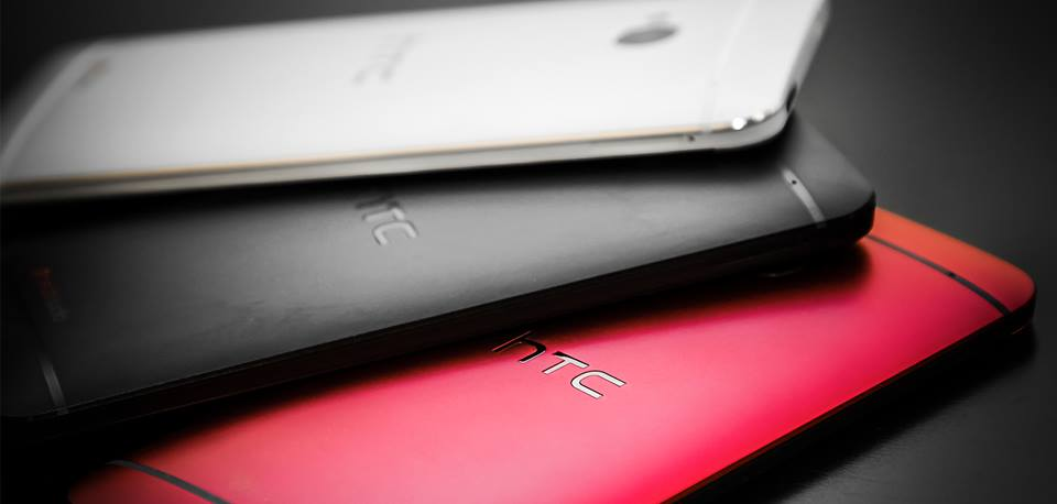 HTC One in all colors