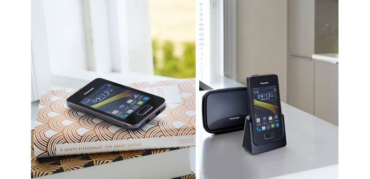 Panasonic-KX-PRX120-a-Home-Phone-with-Android-OS